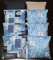 University Of North Carolina Tarheels Cornhole Bean Bags Aca Regulation Unc Bags
