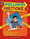 Following Directions, Grade 1 by Susan Collins (Paperback / softback, 2012)