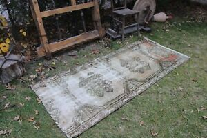 Vintage-Handmade-Turkish-Anatolian-Distressed-Office-Area-Rug-6-039-11-034-x3-039