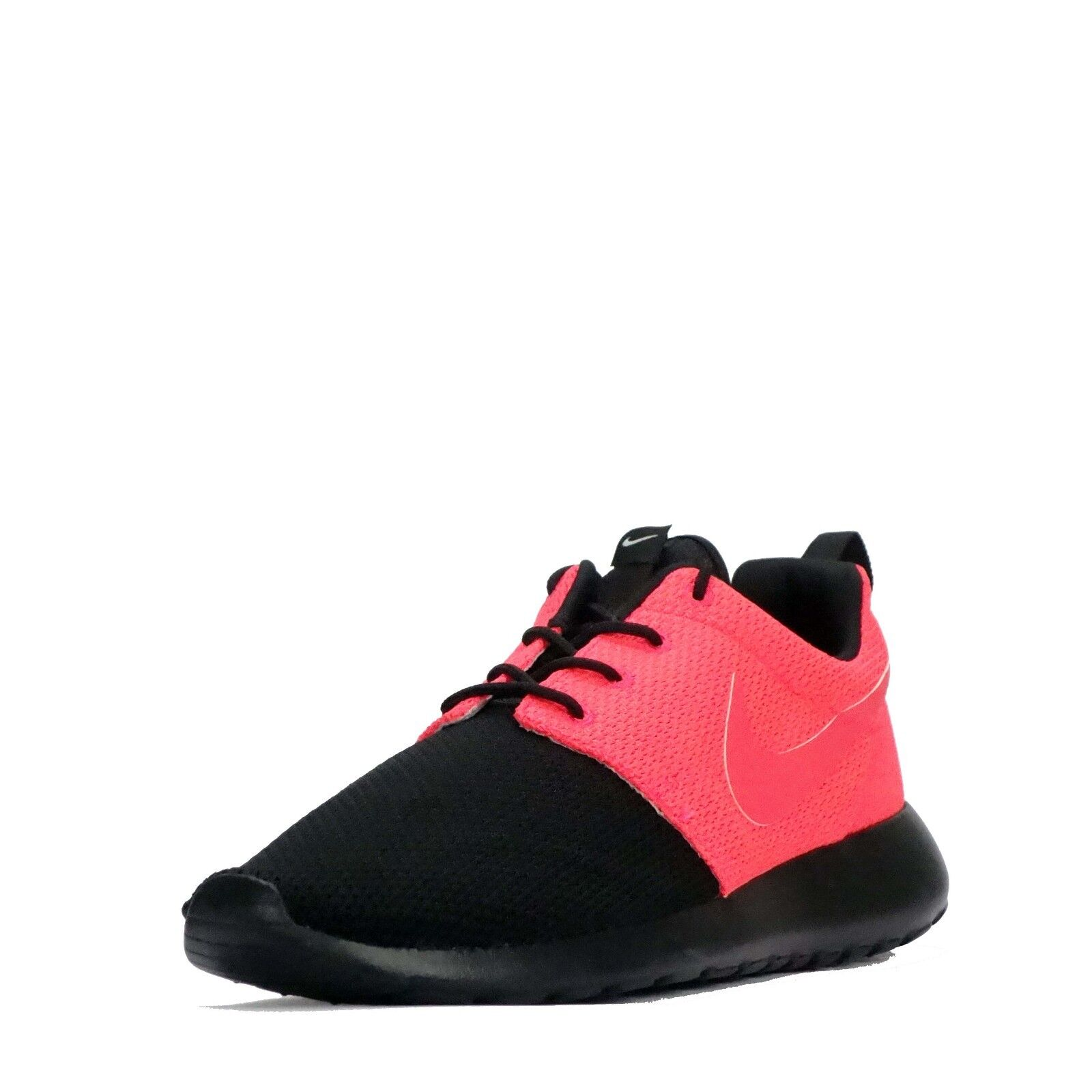 size 40 10bc9 82182 ... Nike ID Roshe One Men s Casual Trainers Trainers Trainers Shoes  Black Solar Red 269150 ...
