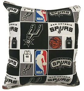 Spurs-Pillow-San-Antonio-Pillow-California-NBA-Handmade-in-USA