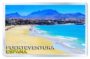 FUERTEVENTURA CANARIAS SPAIN MOD4 FRIDGE MAGNET SOUVENIR IMAN NEVERA 85yn1cbS-09160020-157591039
