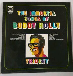 BUDDY-HOLLY-The-Immortal-Songs-Of-1973-Vintage-LP-Vinyl-album