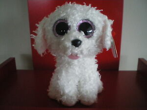 Ty Beanie Boos SUGAR the Christmas Dog 6 Inch 2019 NEW  ~ IN HAND