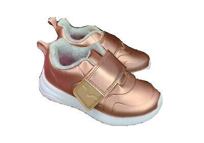 Baby Girls/' Dustina Hook Loop Mesh Sneakers Shoes Cat /& Jack Mint Green 4