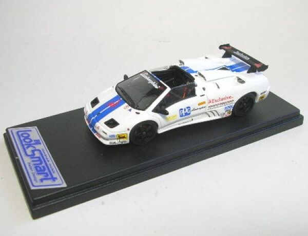 Lamborghini Diabolo VT US Race (White (White (White with bluee strips) 9e5804