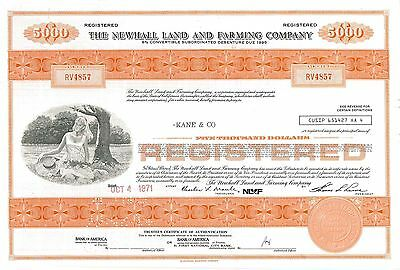 Commercial Exchange Building /> 1928 Los Angeles California $500 bond certificate