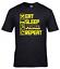 miniature 20 - Eat Sleep Mine Repeat Kids T-Shirt Boys Girls Gamer Gaming Tee Top