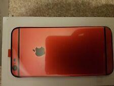 Apple iPhone 6 - 16GB - red and black customised (Unlocked) Smartphone Very rare