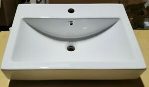 24-034-Wall-Mount-Self-Rimming-White-Rectangle-One-Hole-Bathroom-Sink-with-Overflow