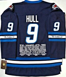 the best attitude 7f3c0 a967d Details about NWT BOBBY HULL