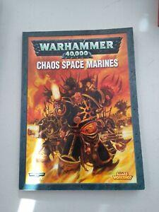 Warhammer-40k-Chaos-Space-Marine-Codex-2007-edition