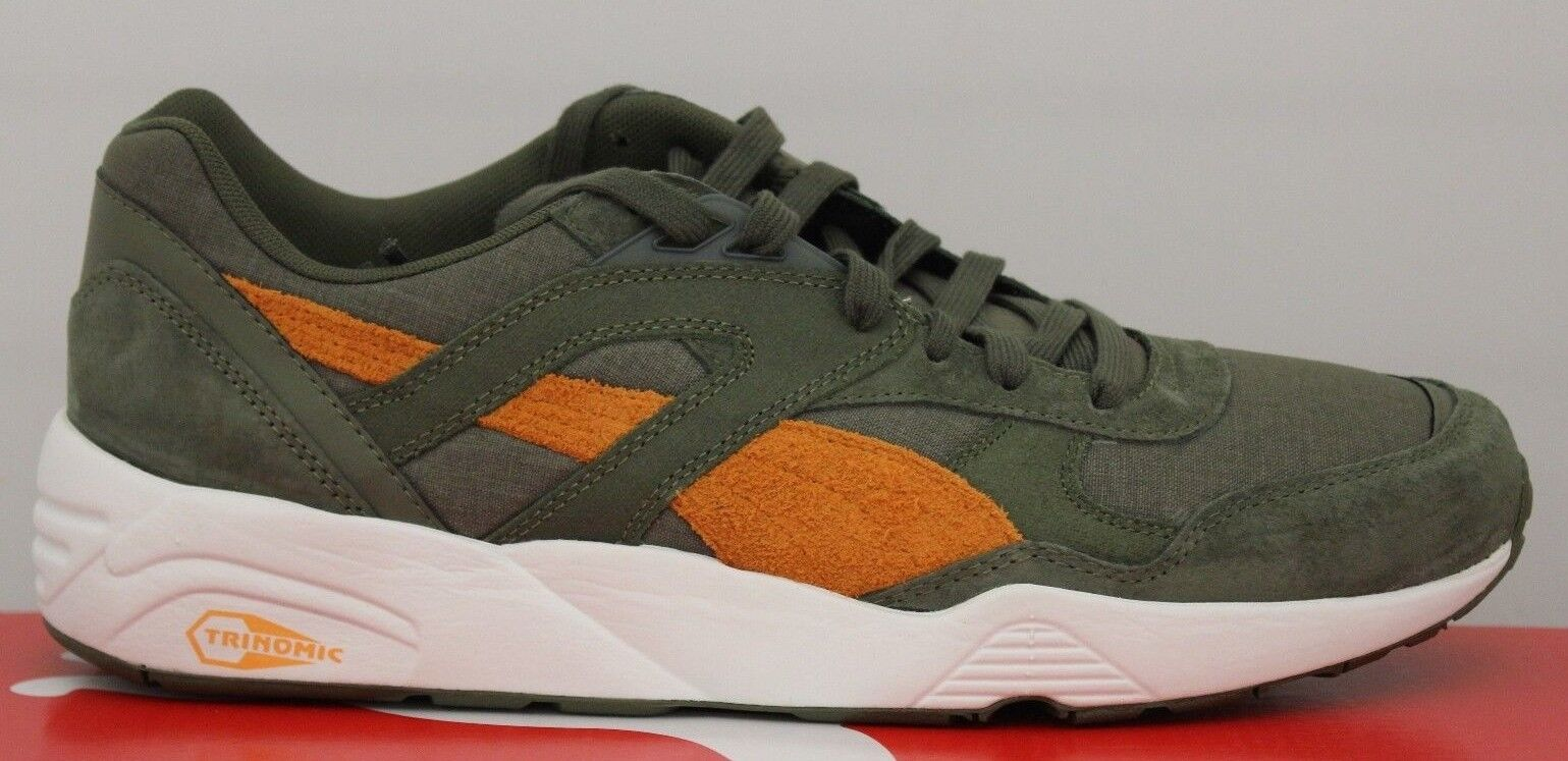 innovative design 17514 fc0da PUMA Trinomic R698 Natural Calm Casual Men s Shoes Size 12   eBay