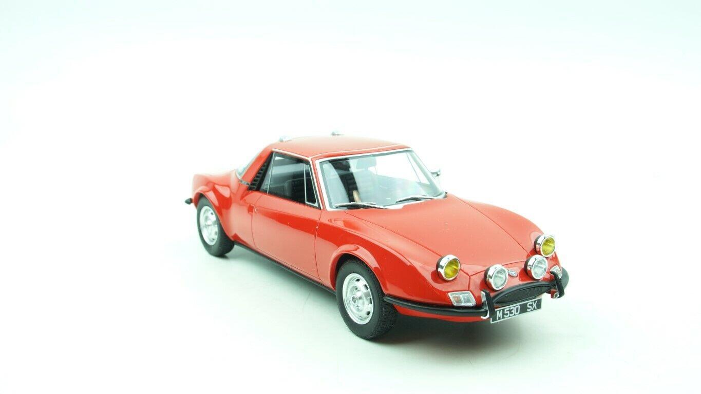 Otto mobile MATRA 530sx rosso 1 18