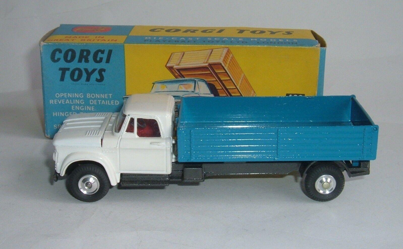 Corgi Toys Nº 483, Dodge 'Kew Fargo' volquete, - Excelente