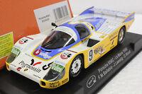 Slot It Sica02e Disneyland Porsche 956c 1/32 Slot Car Sealed In Display Case