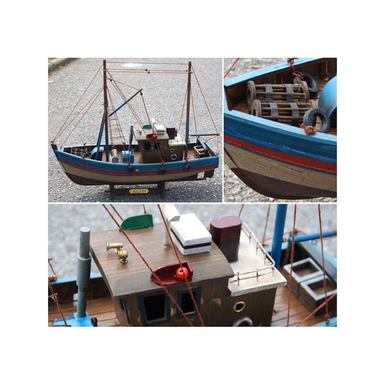 5569 boat marine trawler fisherman sailboat new