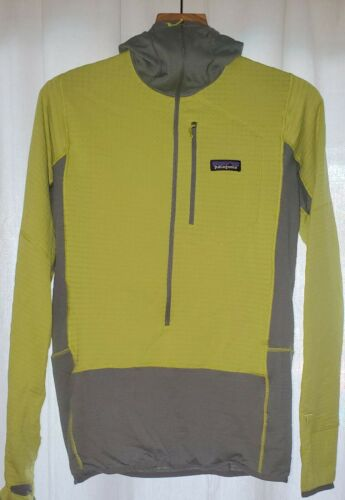 Patagonia Men's R1 Regulator Hoody Pullover - Size