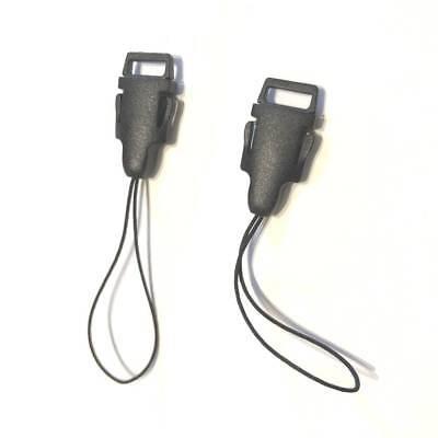 Binocular//Camera Heavy Duty Strap TAN  SILVERISH w// QUICK RELEASE Connector