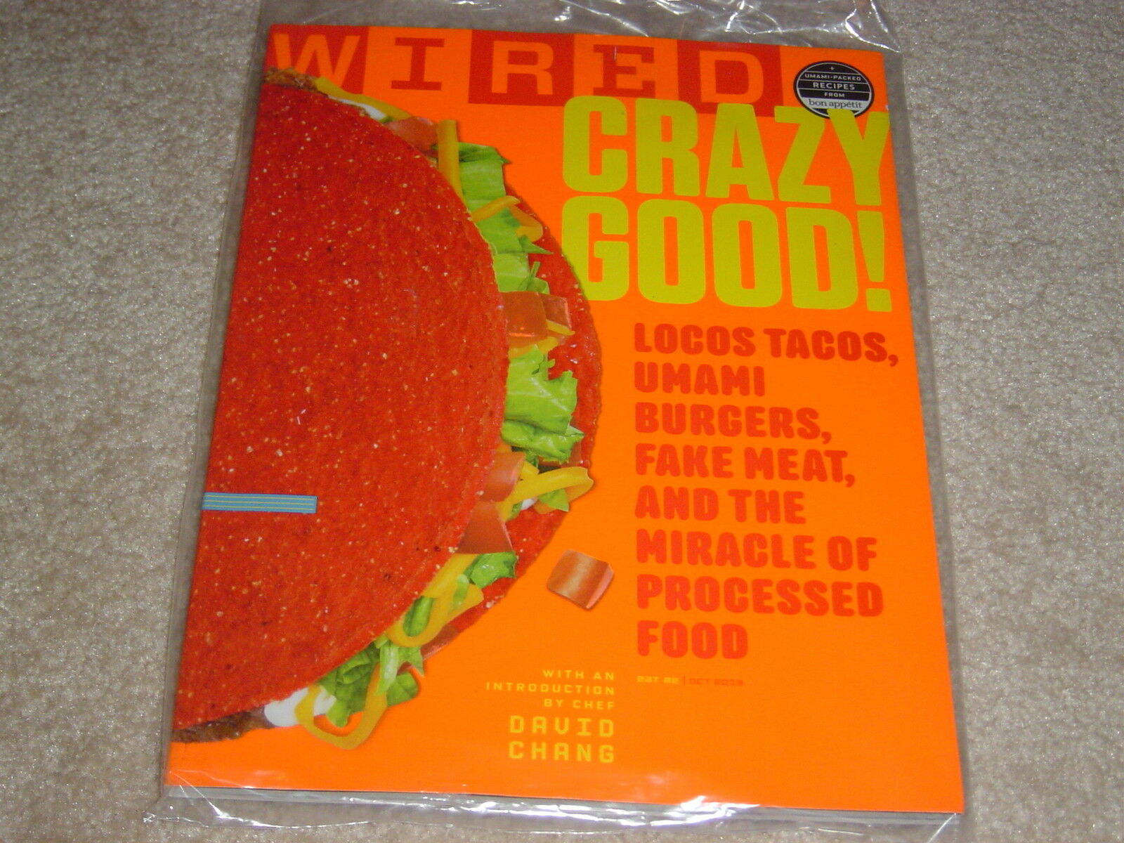 CRAZY GOOD * PROCESSED FOOD LOCO TACOS FAKE MEAT October 2013 WIRED ...