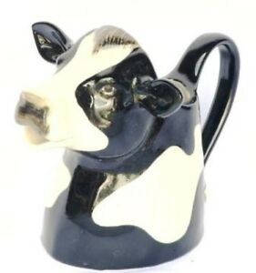 Cow-Milk-Jug-Quail-Pottery-Collectable-farming-gift