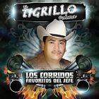 Los Corridos Favoritos del Jefe by El Tigrillo Palma (CD, Sep-2008, Fonovisa)