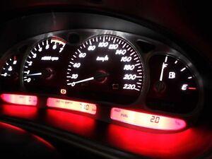 DIY-Holden-Calais-Berlina-VL-VN-VP-VR-VS-ULTRA-WHITE-LED-Dash-Cluster-Light-Kit