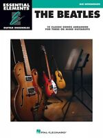 The Beatles 15 Classic Songs Arranged For Three Or More Guitarists - E 000865008