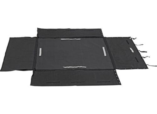 Sakura Heavy Duty Water Resistant Car Boot Liner Mat /& Bumper Protector Black