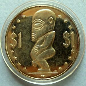 lt-lt-COOK-ISLANDS-1972-034-PROOF-034-1-LARGE-DOLLAR-38-mm-034-BU-034-UNCIRCULATED-COIN