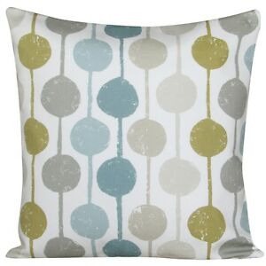 Scion Taimi Levande Blue Cushion Cover