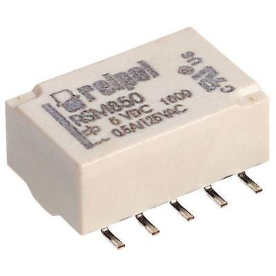 Relpol RSM850-6112-85-1009 Interruptor DPDT Subminiatura señal Relé PCB 9 V 1 A