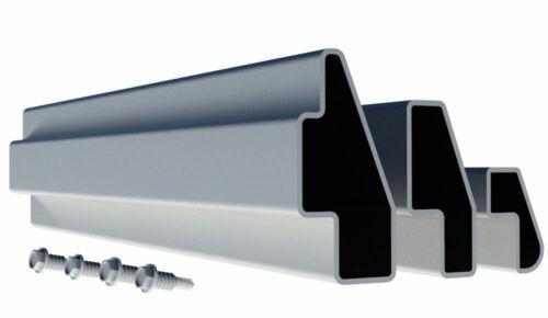 XR-10 /& XR-100 IronRidge XR-SPLC Mill Finish Splice Kit 1pc