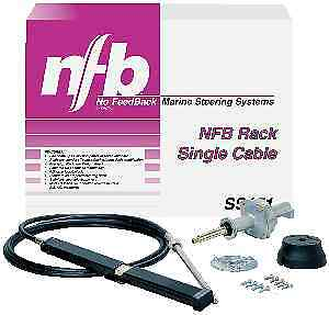 Teleflex Ss15116 16ft Nfb Rack Steering System With