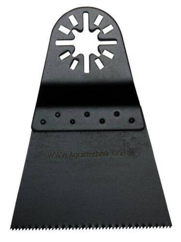 Worx Multi tool,E-Cut Standard Sägeblatt 68 mm für Holz,Plastik Gipskarton pas