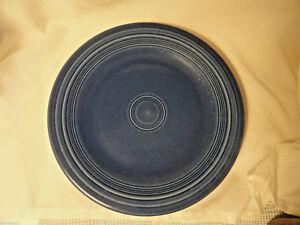 Dark-Blue-Post-82-10-5-034-Fiesta-Dinner-Plate-Homer-Laughlin