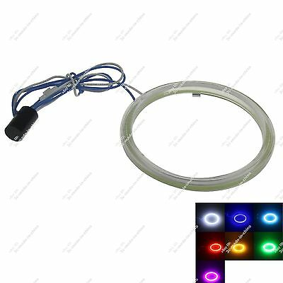 1X 60mm COB Led Halo Rings Angel Eyes for Cars Headlight Multicolor Non-polar