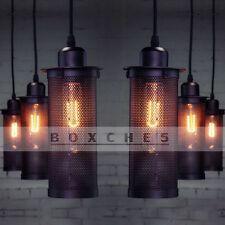 New Vintage Industrial DIY Ceiling Lamp Edison Light chandelier Pendant Lighting