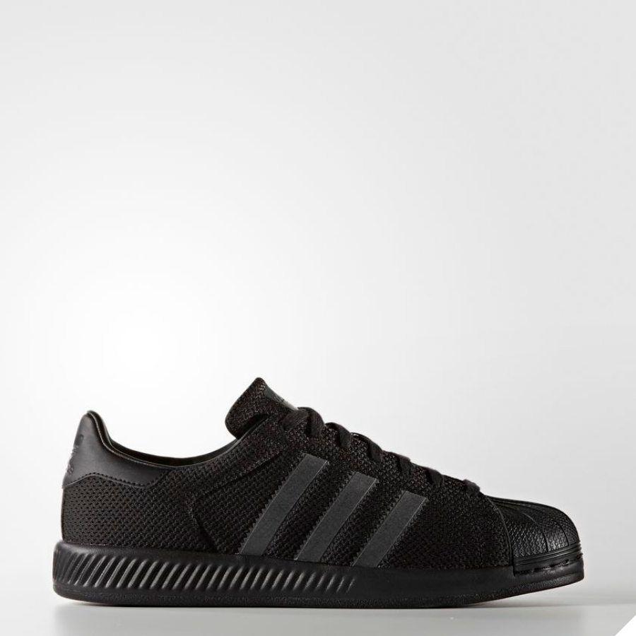 Adidas Originals Superstar Bounce chaussures athlétique fonctionnement noir S82237 SZ 4-13