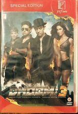 Dhoom 3 - Aamir Khan, Katrina Kaif - Official 2-Disc DVD ALL/0 With Subtitles