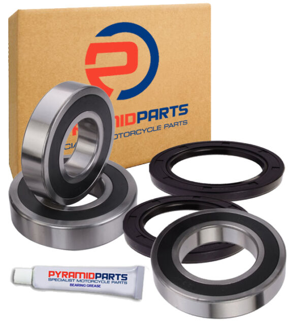 Rear Wheel Bearings & Seals for Yamaha YZ125 86-98