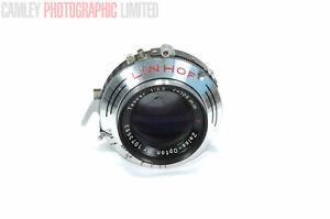 Linhof Zeiss-Opton Tessar f3.5 105mm T Lens. Graded: LN- [#8975]