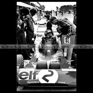 #pha.018774 Photo FRANCOIS CEVERT TYRRELL GRAND PRIX F1 WATKINS GLEN 1971 Car OOv292Tl-09171812-325162456