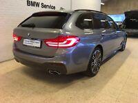 BMW 530i 2,0 Touring xDrive aut. Van,  5-dørs