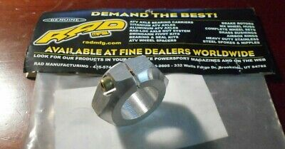 2001 New Aluminum Banshee Axle Lock Nuts Fit All Year