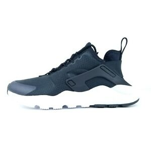 e5e41cf6df2ea Nike Air Huarache Run Ultra Womens Running Shoes 819151 008 Black ...