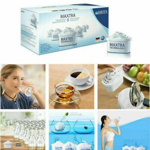 Brita-Maxtra-Carafe-d-039-eau-filtrante-Veritable-Recharges-Cartouches-Pack-de-6pcs