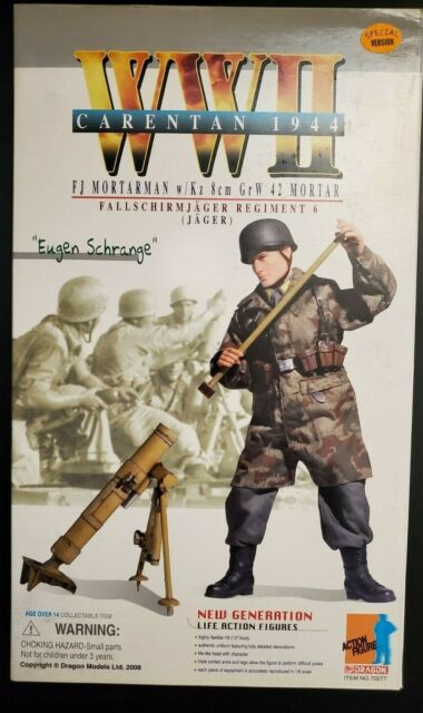 1//6 Scale-Dragon Action Figures Eugen schrange-Uniform Set