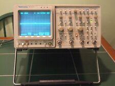 Tested Tektronix 2430a Digital Storage Digital Oscilloscope 150 Mhz With Manual