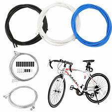 10pcs Road MTB Bike Gear Inner Shift Cables Bulk Bicycle Derailleur Wires Cord
